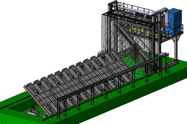钢结构智能制造系统