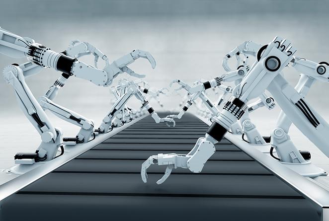 固建机器人